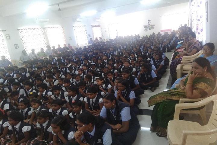 Saratha International School-Auditorium