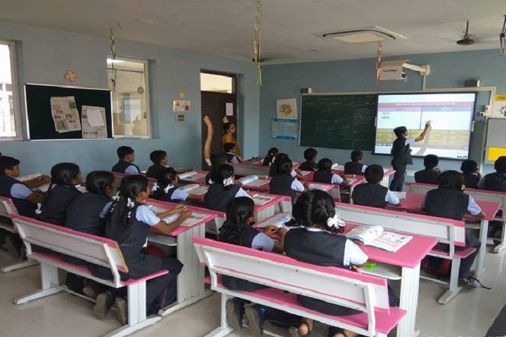 Saratha International School-Classroom