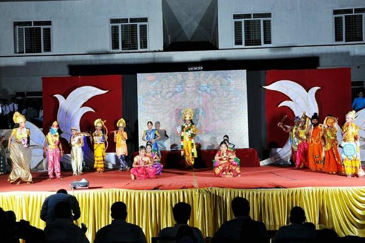 Saratha International School-Cultural Events
