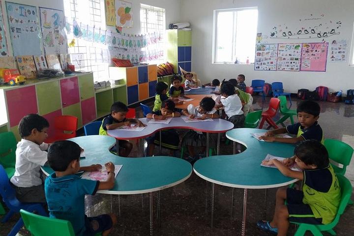 Saratha International School-Drawing