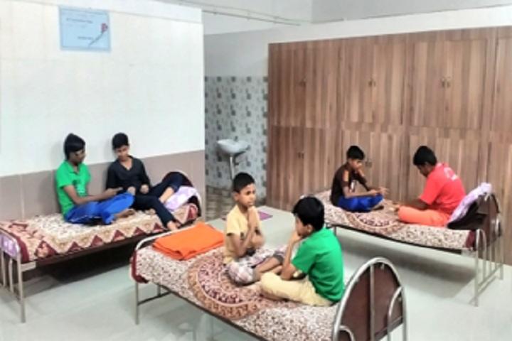 Saratha International School-Hostel