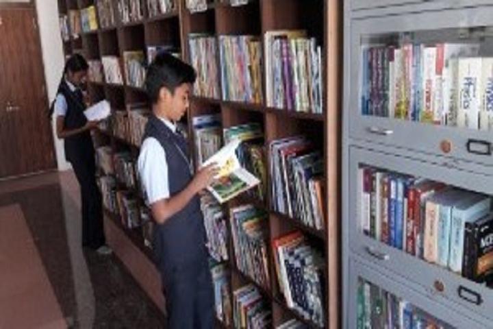 Saratha International School-Library