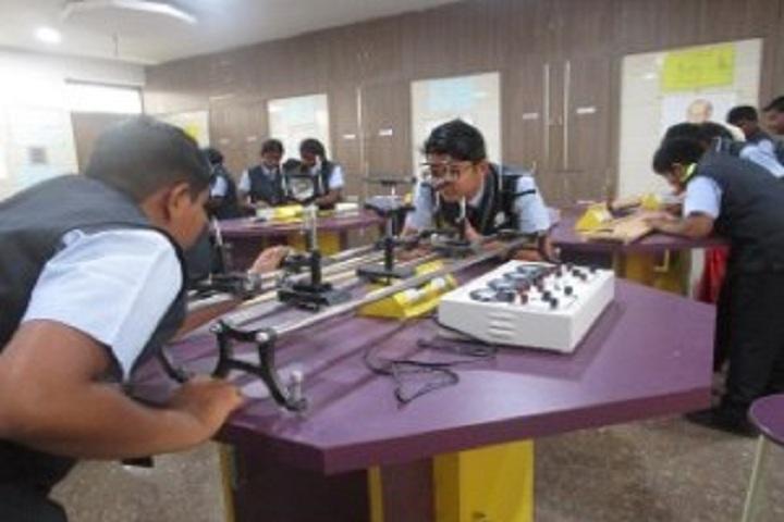 Saratha International School-Physics Lab