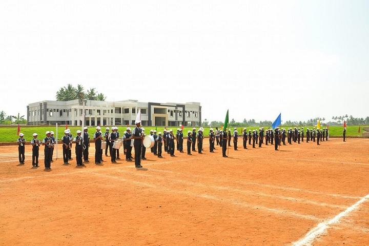 Saratha International School-Sports