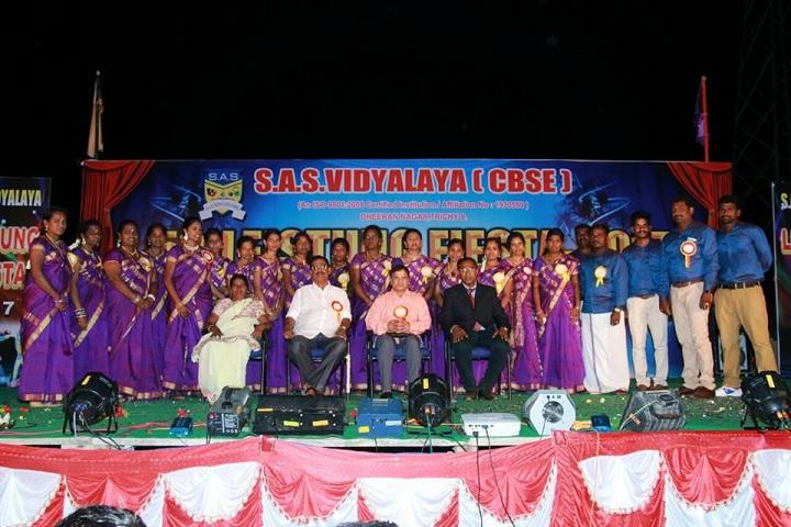 SAS Vidyalaya-Annual day