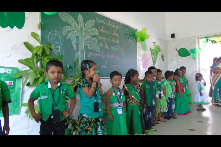 Celebrating World Enviroment Day