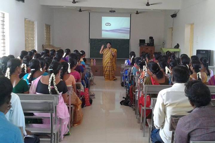 Conducting Workshop for Teachers