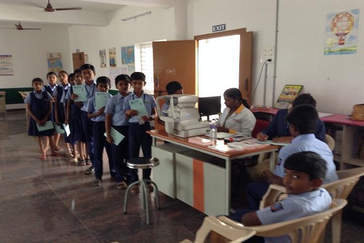 Sathyam International School-Medical Facility