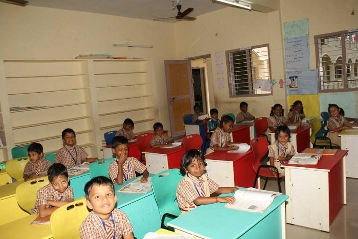 SBG Vidhyalaya-Classroom