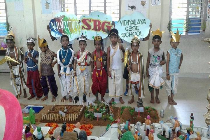SBG Vidhyalaya-Cultural Day