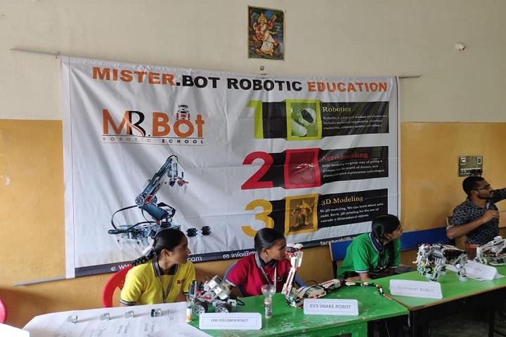 SBG Vidhyalaya-Robotic