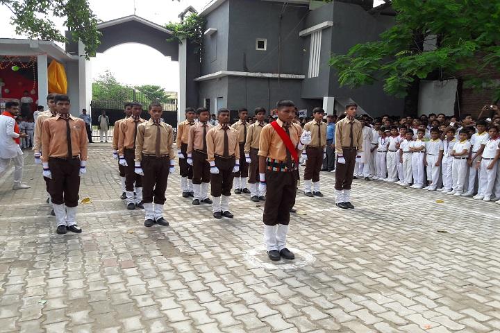 Pragya Niketan Public School-Sports Meet