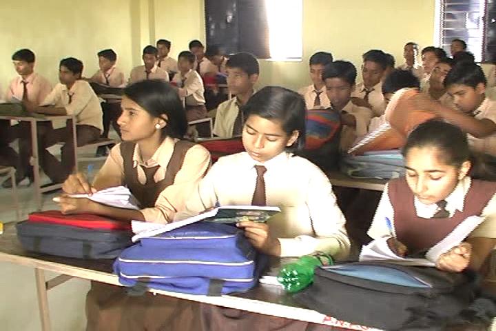 Pragya Niketan Public School-Classroom