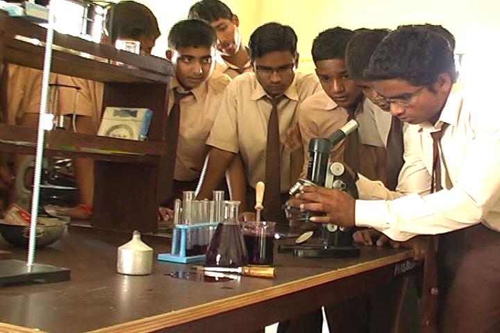Pragya Niketan Public School-Lab