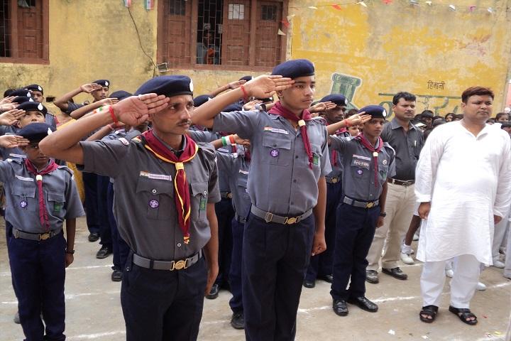 Pragya Niketan Public School-Scouts