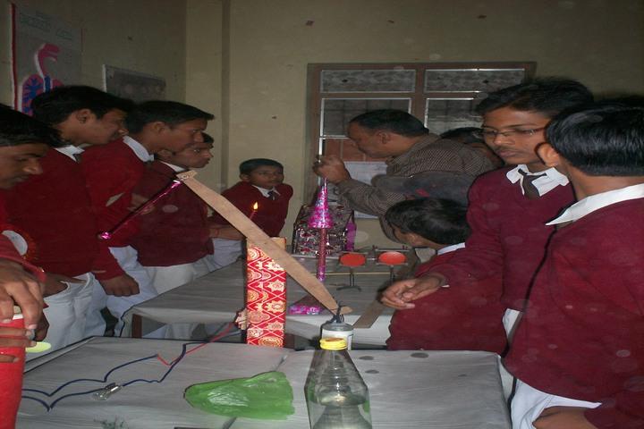 Pragya Niketan Public School-Science Exhibition