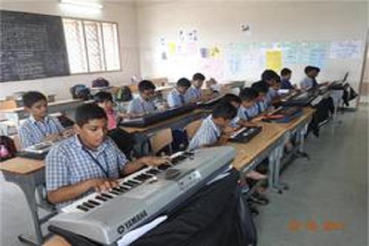 SBOA School-Music Class