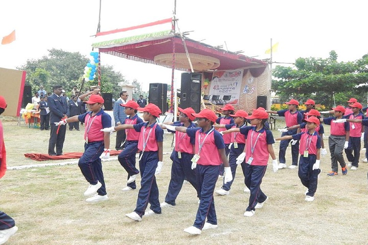 SCAD World School-Sports Day