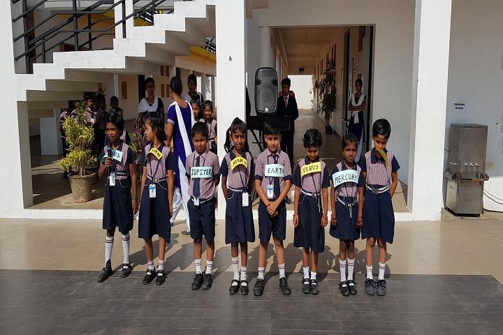 SCISM Public School-Assembly