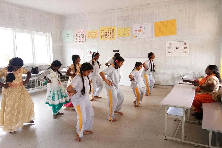 SCISM Public School-Dance