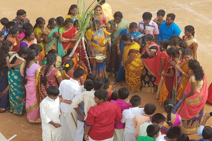 SCISM Public School-Festival Celebration