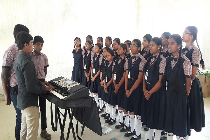 SCISM Public School-Music Class