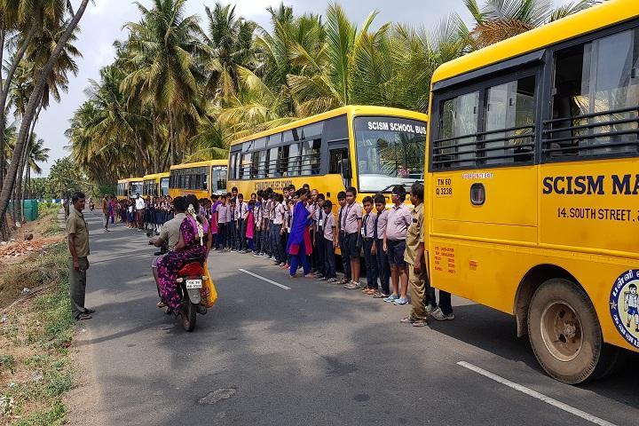 SCISM Public School-Transport