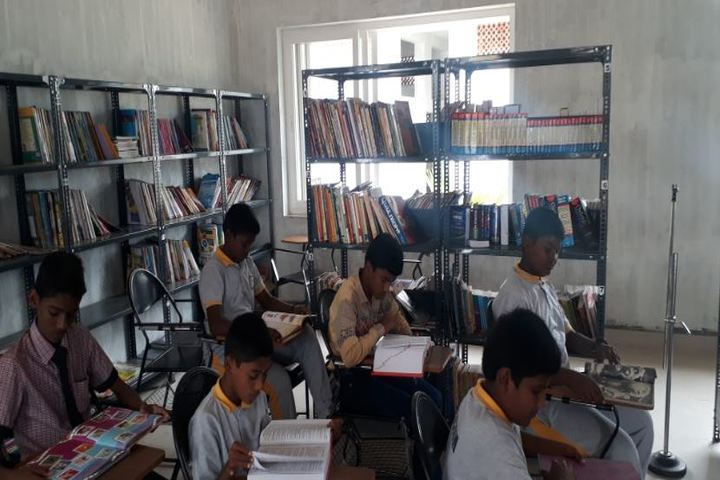SCISM Public School-Library