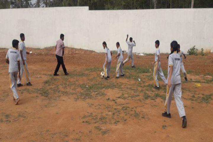 SCISM Public School-Sports