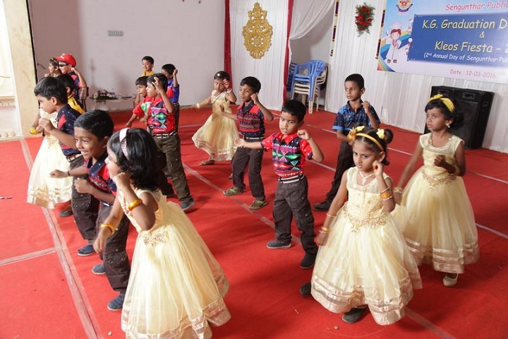 Sengunthar Public School-Annual day