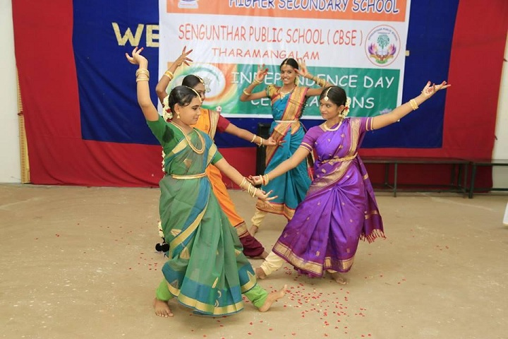 Sengunthar Public School-Dance