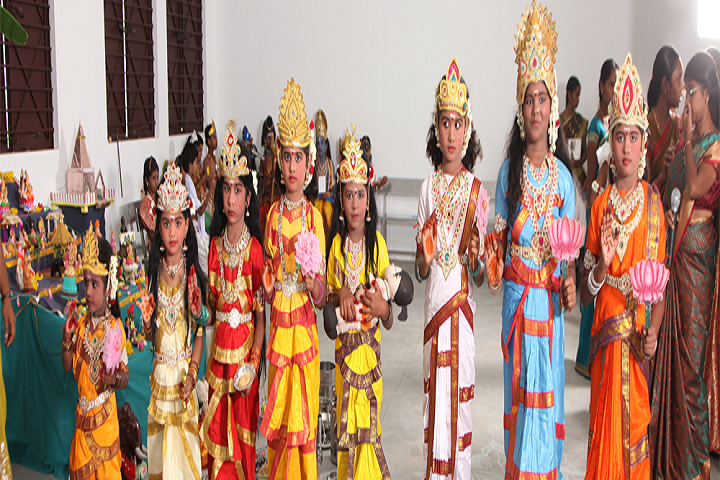 Sengunthar Public School-Fancy Dress