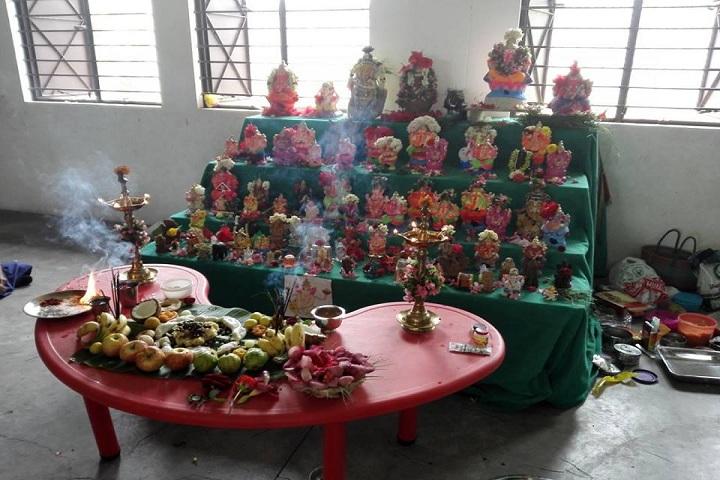 Sengunthar Public School-Festival Celebration
