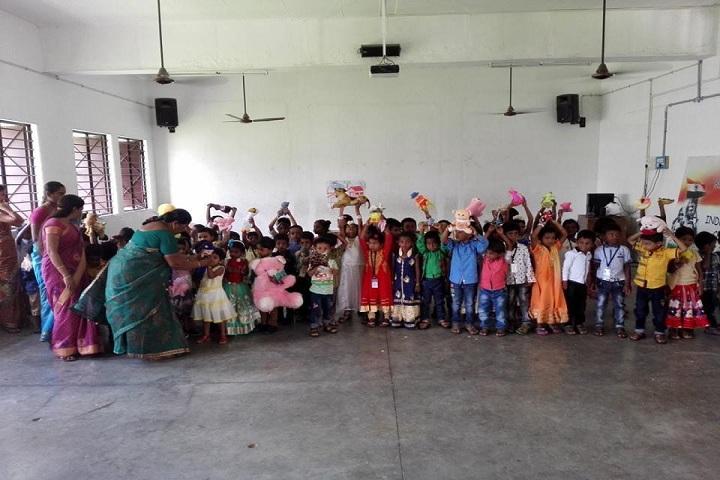 Sengunthar Public School-Toys day