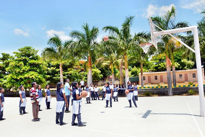 Shakthi Public School-Games