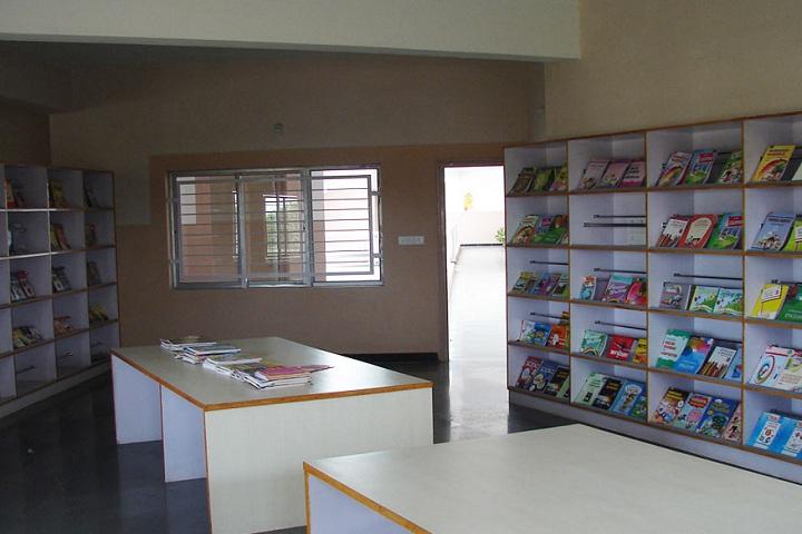Shakthi Public School-Library