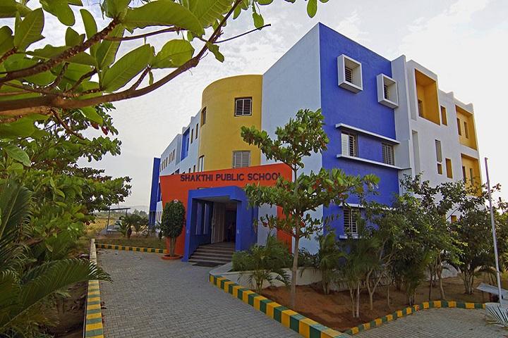 Shakthi Public School-School