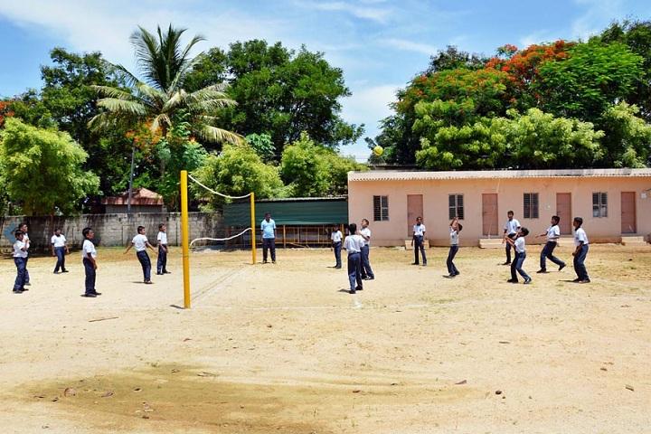 Shakthi Public School-Sports