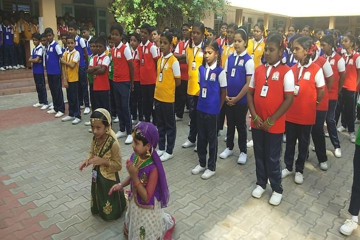 Shakti Vinayakar Hindu Vidyalaya S S-Assembly