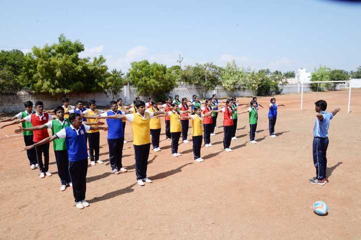 Shakti Vinayakar Hindu Vidyalaya S S-Sports-Team