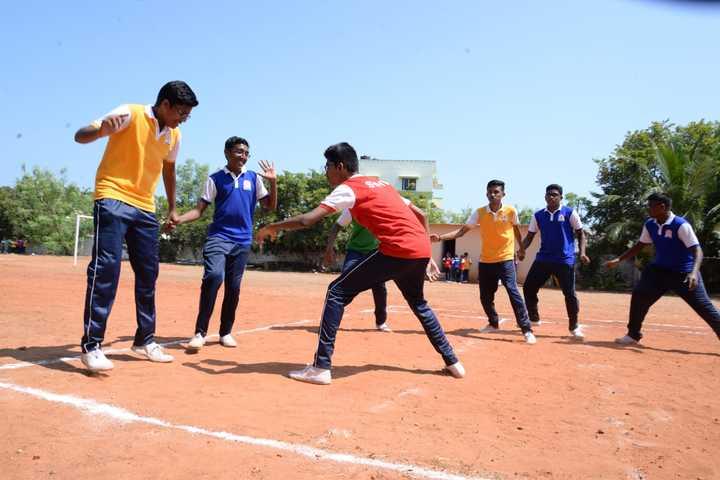 Shakti Vinayakar Hindu Vidyalaya S S-Sports