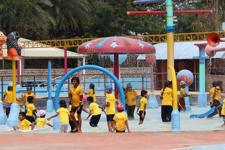 Sharanalaya International Montessori School-Tour