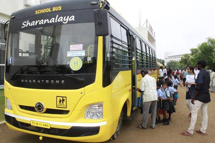 Sharanalaya International Montessori School-Transport