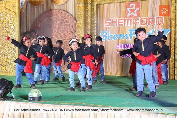 Shemford Futuristic School-Dance
