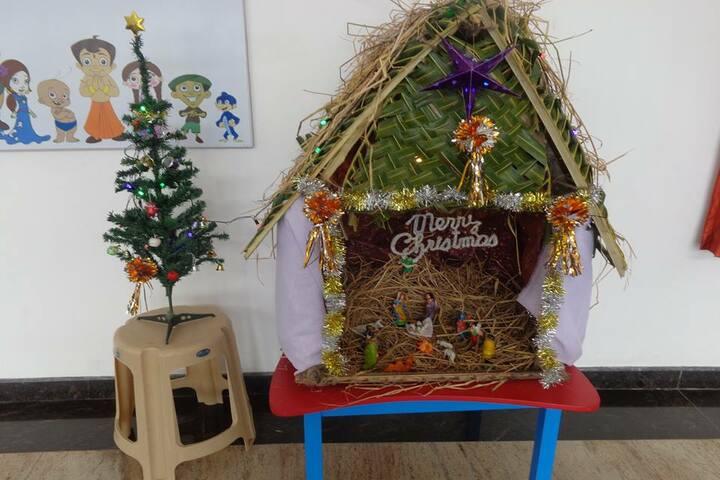Shemford Futuristic School-Christmas Celebration