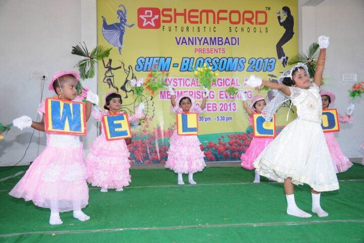 Shemford Futuristic School-Dance Activity