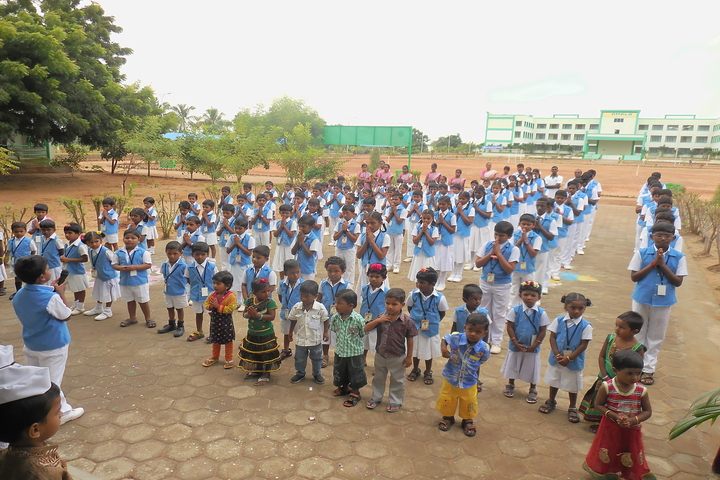 Shempark Public School-Assembly