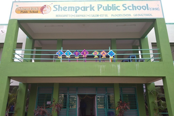 Shempark Public School-Campus View