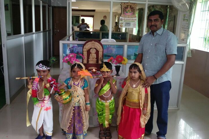 Shempark Public School-Fancy Dress