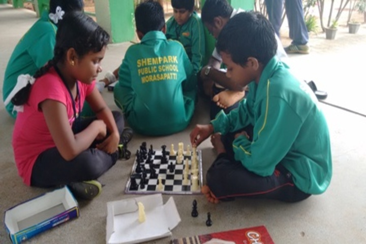Shempark Public School-Indoor Games
